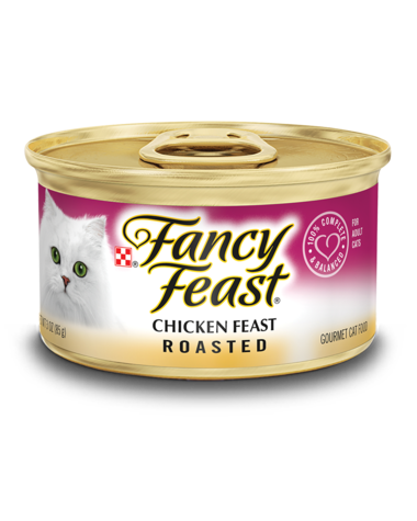 Fancy Feast Roasted Chicken Feast Wet Cat Food