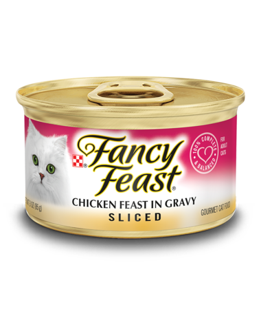 Fancy Feast Sliced Chicken Feast In Gravy Wet Cat Food