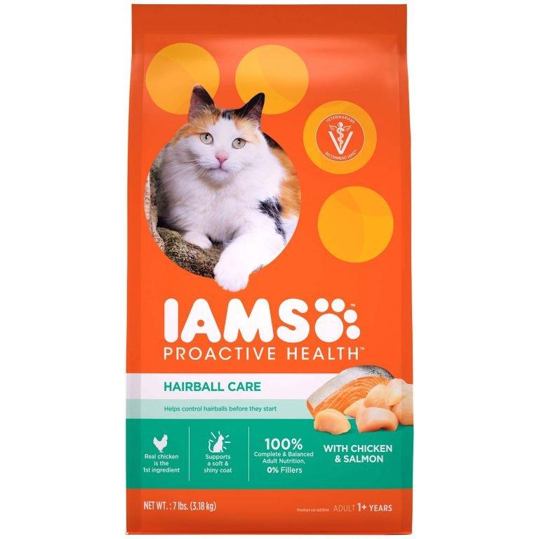 IAMS Proactive Health Hairball Care Dry Cat Food